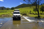 toyota-landcruiser-picture;toyota-landcruiser;toyota-4wd;toyota-troop-carrier;4wd;4WD;four-wheel-drive;4wd-on-causeway;4wd-on-ford;4wd-on-river-crossing;barrington-tops-national-park;gloucester-tops;gloucester;steven-david-miller;natural-wanders