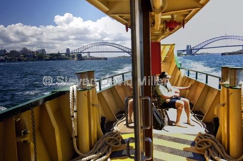 sydney ferries;sydney ferry;sydney tourist attractions;sydney harbour bridge;sydney harbour;sydney harbor;steven david miller;natural wanders