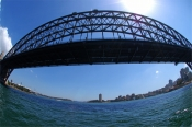 Harbour Bridge & Luna Park & City Pool