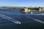 sydney;ship-on-sydney-harbour;sydney-harbour-bridge;sydney-opera-house;steven-david-miller;natural-w