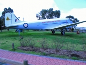 west-wyalong;west-wyalong-plane-park;west-wyalong-douglas-dc3-plane;douglas-dc3-dakota;airplane-on-display;airplane-in-park;new-south-wales;newell-highway;steven-david-miller