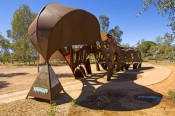 alice-springs;alice-springs-cultural-precinct;the-alice;yepernye-story;caterpillar-dreaming;central-australia;northern-territory;steven-david-miller;natural-wanders