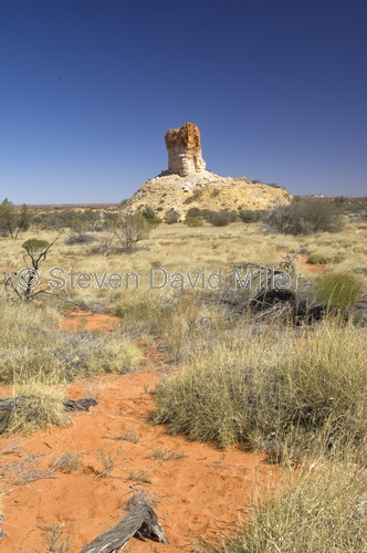 chambers pillar historical reserve;chambers pillar;john ross;overland telegraph;simpson desert;northern territory;australia;steven david miller