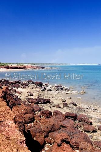 garig gunak barlu national park;smith point;cobourg peninsula;arnhem land;arnhemland;arafura sea;northern territory;steven david miller;natural wanders;arafura sea