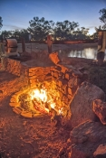 gemtree-caravan-park;gemtree;camping;campfire;camp-fire-place;fire-for-camp-oven;central-australia;steven-david-miller;natural-wanders