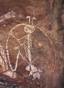 anbangbang-gallery;anbangbang;nourlangie;nourlangie-rock;kakadu;kadadu-national-park;aboriginal-rock-art;kakadu-rock-art;lightening-figure;northern-territory;northern-territory-national-park;rock-art;australian-rock-art;steven-david-miller;natural-wanders