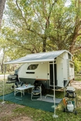 mary-river;mary-river-caravan-park;mary-river-wilderness-retreat-and-caravan-park;mary-river-region;campground;caravan-at-campground;topaz-tracktrailer;offroad-caravan;northern-territory