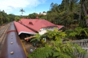 kuranda-railway-station;kuranda;cairns;far-north-queensland