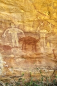 quinkan-rock-art;aboriginal-rock-art;split-rock;laura;cape-york;north-queensland;aboriginal-rock-art;rock-art-shelter