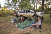camping-with-swag;swag-camping;cobbold-gorge;cobbold-gorge-camping;robin-hood-station;4wd-camping