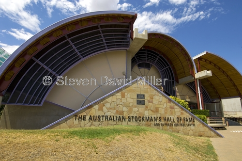 australian stockman's hall of fame;stockmans hall of fame;stockman's hall of fame;longreach;outback heritage centre;longreach museum