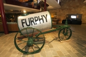 australian-stockmans-hall-of-fame;stockmans-hall-of-fame;stockmans-hall-of-fame;longreach;outback-heritage-centre;furphy-water-tank;a-furphy;longreach-museum
