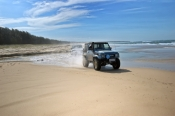 flinders-beach;stradbroke-island;straddie;north-stradbroke-island;beach;4wd-on-beach;4x4-on-beach;four-wheel-drive-on-the-beach;driving-on-the-beach;beach-driving;queensland-island;queensland;steven-david-miller