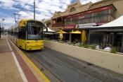 tram;glenelg;adelaide;adelaide-tram;adelaide-public-transport;yellow-tram;glenelg-tram