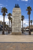 mosley-square;Hindmarsh-memorial;glenelg;adelaide;south-australia;hindmarsh