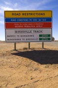 birdsville-track;maree;outback-track;road-open-sign;road-closure-sign;birdsville;mungeranie;mungerannie