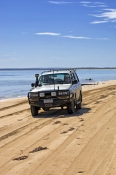seven-mile-beach;7-mile-beach;coffin-track;coffin-bay-national-park;south-australian-national-park;australian-national-park;4WD-on-beach;beach-driving;tyre-tracks-on-beach;eyre-peninsula