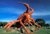 giant-lobster-statue;larry-the-lobster;kingston;south-australia