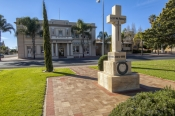 renmark;soldiers-memorial;ww1-memorial;murray-river