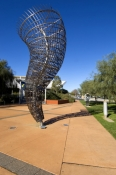 mildura-visitor-information-centre;mildura;willy-willy-sculpture;willy-willy;mallee-area;victorian-information-centre
