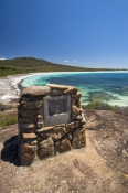 cape-le-grand-national-park;cape-le-grand;lucky-bay;lucky-bay-cape-le-grand;western-australian-national-park;australian-national-park;gorgeous-beach;gorgeous-bay;western-australia-scenery;mathew-flinders-commemerative-monument;mathew-flinders-monument;lucky-bay-mathew-flinders-monument