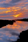yardie-creek;yardie-creek-gorge;cape-range;cape-range-national-park;exmouth;ningaloo-reef;western-australian-national-parks;western-australian-sunset