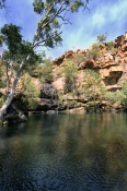 galvins-gorge;kimberley;gibb-river-road;sandstone-gorge;the-kimberley;far-north-western-australia;billabong