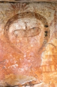 wandjina-rock-art;kimberley-region-rock-art;mitchell-plateau;mitchell-river-national-park;aboriginal-rock-art;australian-rock-art;rock-art