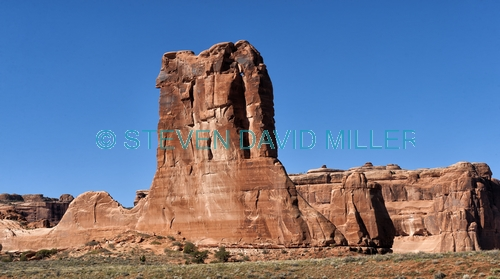 arches national park;arches;sandstone arch;sandstone monuments;american national park;national park;utah;sandstone plateau;moab;utah;the west;out west;western united states