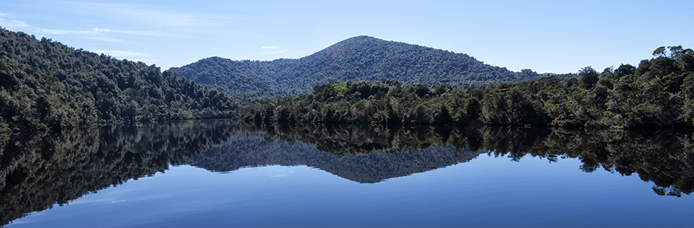 Gordon River, Macquarie Harbour, Tasmania, Australia