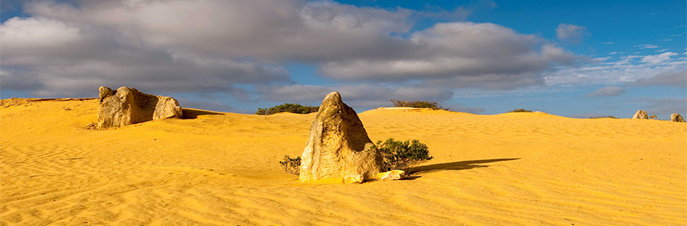 The Pinnacles at Nambung National Park, Western Australia