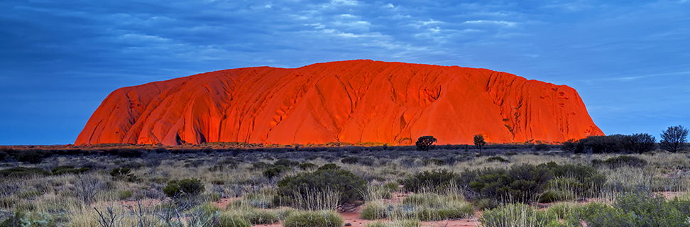 Uluru Sunset, Northern Territory, Australia
