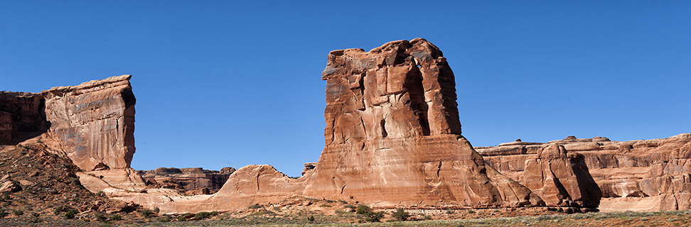 Arches National Park, Moab, Utah, USA