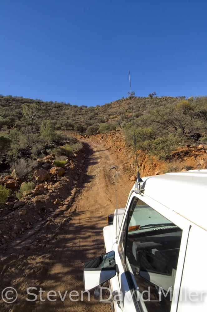 Arkaroola 4WD Track