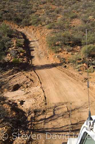 Ridgetop Tour Track