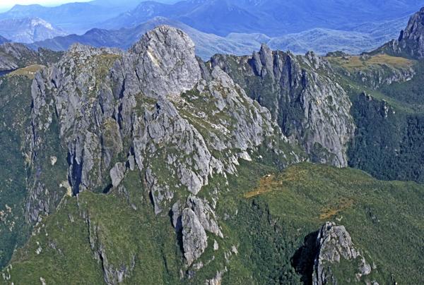 The Arthur Range, Tasmainia