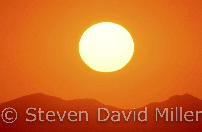 Lamington Sunset