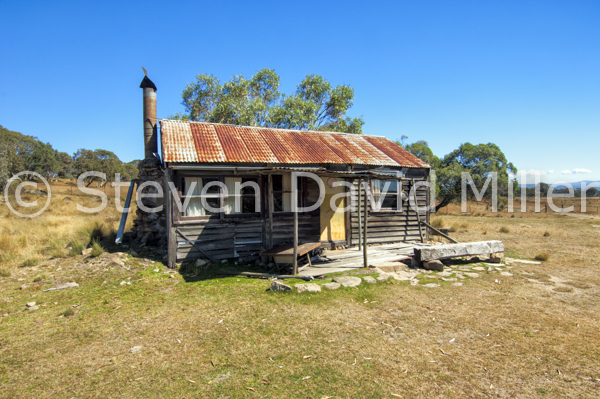 Historic Hut