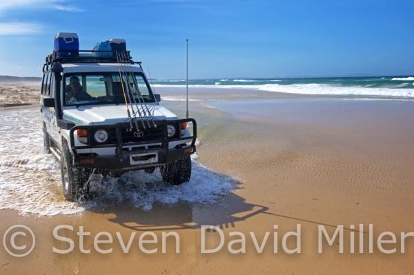 Fraser Beach 4WD