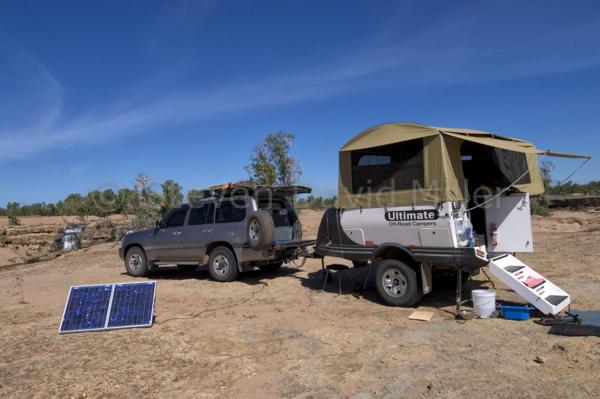 Offroad Camper Trailer
