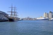 darling-harbour;king-street-wharf;pyrmont-bay-marina;james-craig-sailbot;sydney-harbour;sydney;sydne