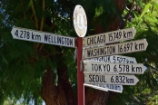 todd-mall;alice-springs;sign-with-distances-to-other-places