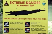 crocodile-warning-sign;estuarine-crocodile-warning-sign;croc-warning-sign;cahills-crossing;east-alli