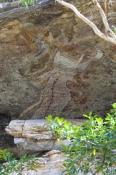 aboriginal-rock-art;australian-rock-art;stenciled-rock-art;painted-rock-art;arnhem-land-rock-art;mou