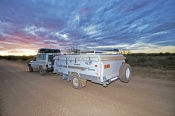4WD;4wd;4wd-towing-camper-trailer;camper-trailer;dirt-road