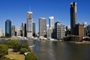 brisbane;queensland-capital-city;australian-city;brisbane-river;riverside;james-warner-park