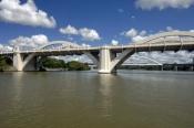 brisbane;queensland-capital-city;australian-city;brisbane-river;william-jolly-bridge