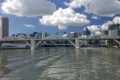 brisbane;queensland-capital-city;australian-city;brisbane-river;william-jolly-bridge;bridge;brisbane