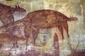 quinkan-aboriginal-rock-art;wallaroo-rock-art-shelter;rock-art-shelter;jowalbinna-rock-art-safari-ca