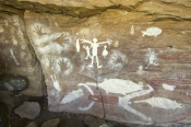 quinkan-aboriginal-rock-art;mona-lisa-rock-art-shelter;jowalbinna-rock-art-safari-camp;cape-york;qui